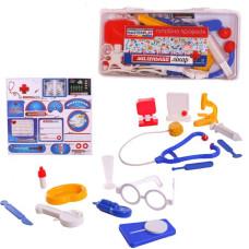Детский набор Colorplast Маленький доктор 17 предметов