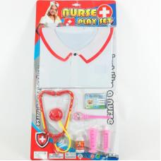 Набор доктора и униформа Nurse +6 аксессуаров