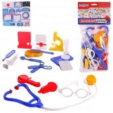 Детский набор врача Colorplast 16 предметов