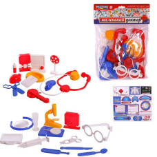 Детский набор Colorplast Маленький доктор 23 предмета