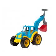 Трактор с ковшом 54 см Технок Пластик (3435)