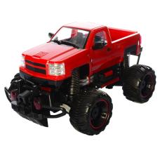Джип на радиоуправлении, резиновые колеса, аккумулятор, амортизатор, в красном и черном цвете TB-8797
