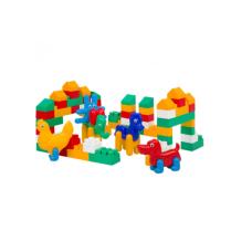 """Конструктор для детей """"Зоо Блок №5"""" Colorplast 75 деталей"""
