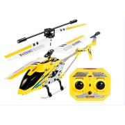 Вертолет на радиоуправлении со световыми эффектами Model King LS-222 Желтый