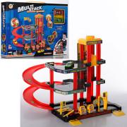 Гараж 3 этажа с машинками в комплекте Baby Mo 2 машинки (TB-P4788A-1)