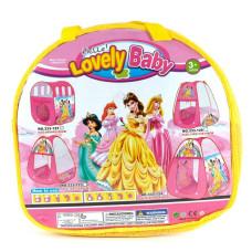 """Детская игровая палатка """"Disney"""" для маленьких принцесс"""