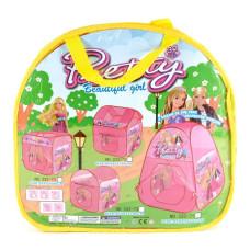 """Палатка детская игровая """"Pretty"""" розовая"""